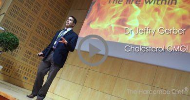 Dr Jeffry N Gerber: Cholesterol OMG