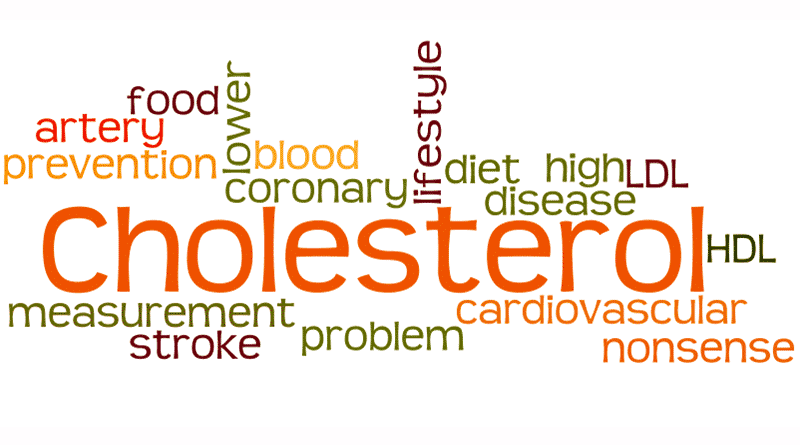 Why cholesterol can't cause heart disease