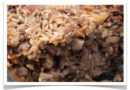 Summer nut roast