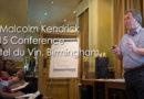 2015 Conference presentations – Dr Malcolm Kendrick