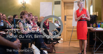 2015 Conference presentations – Zoe Harcombe
