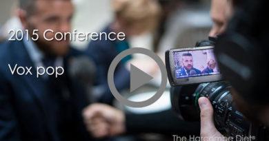 2015 Conference vox pop