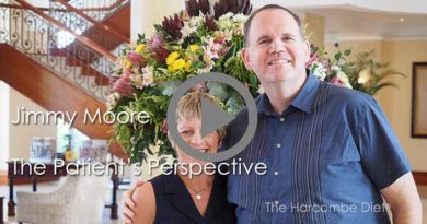 Jimmy Moore – The Patient's Perspective – LCHF Convention South Africa