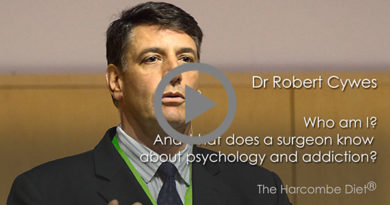 Dr Robert Cywes – Who am I? And what does a surgeon know about psychology and addiction? – LCHF Convention South Africa