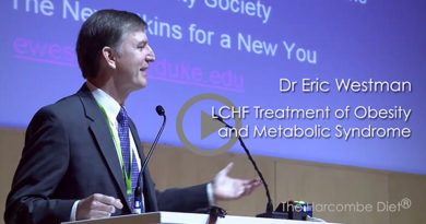 Dr Eric Westman: LCHF Treatment of Obesity and Metabolic Syndrome