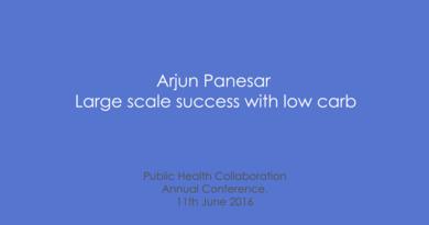 PHC Annual Conference 2016 – Arjun Panesar