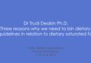 PHC Annual Conference 2016 – Dr Trudi Deakin Ph.D.