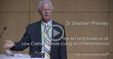 Dr Stephen Phinney: The Art and Science of Low Carbohydrate Living and Performance