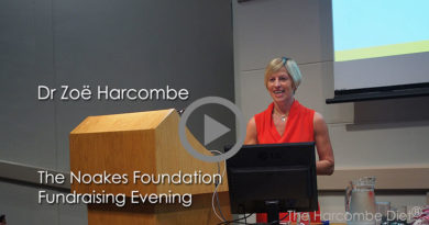 The Noakes Foundation – Zoe