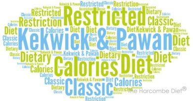 Kekwick & Pawan: is a calorie a calorie?