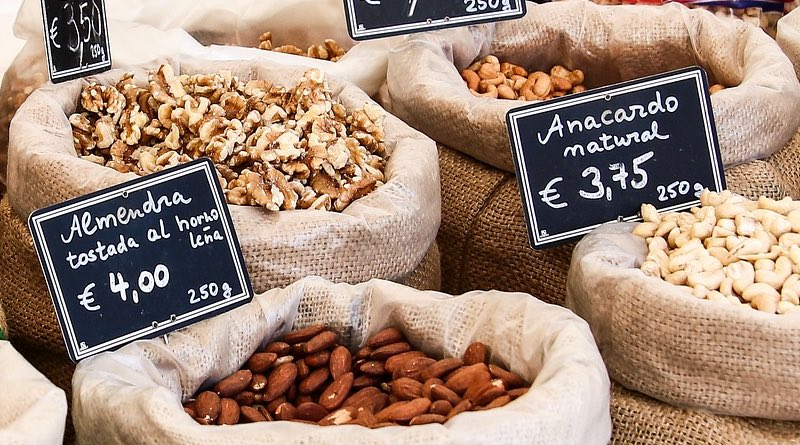 The Mediterranean diet. Nuts, olive oil and that PREDIMED study