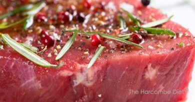 Red meat: the evidence