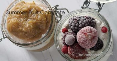 Summer Fruit Compote